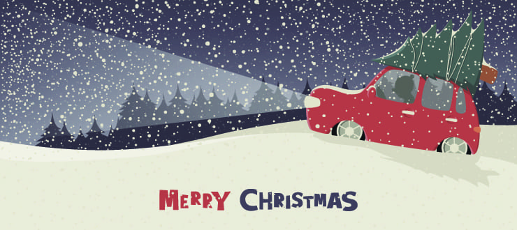Theres No Journey Greater Than The Drive Home For Christmas Whether You Are A Student Returning Festive Season Or Family Member Making