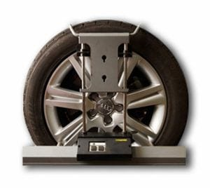 Collison Wheel alignment
