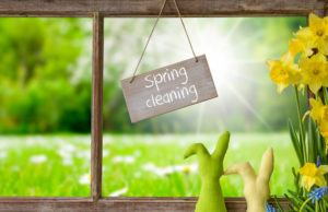 Spring Cleaning your Car
